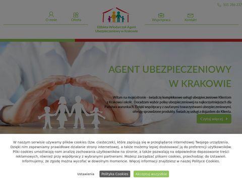 Ubezpieczeniamalopolska.com.pl