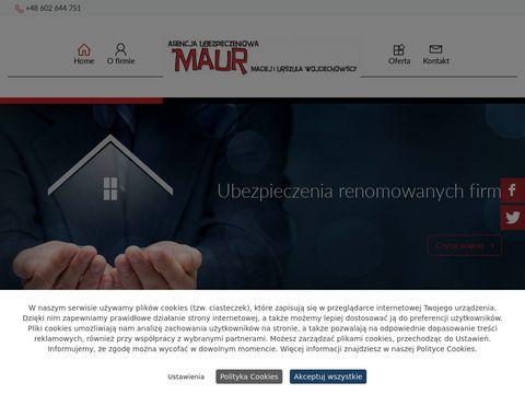 Ubezpieczenia-komunikacyjne.com MAUR