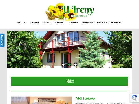 Uireny.pl noclegi Stronie Śląskie, Czarna Góra