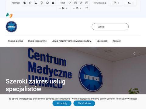 Unimed przychodnia zdrowia centrum medyczne