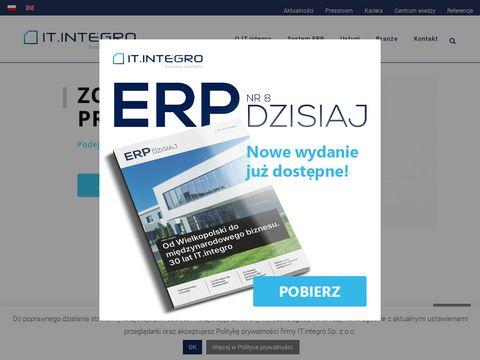 IT.integro.pl lider wdrożeń Microsoft Dynamics NAV