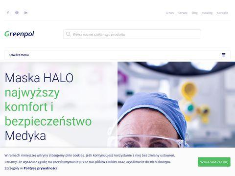 Greenpol - profesjonalny sprzęt do dezynfekcji