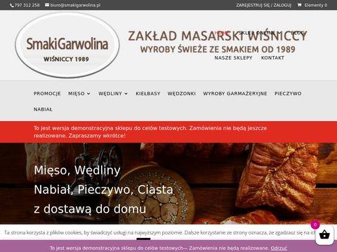 SmakiGarwolina.pl zakłady mięsne a hurtownie