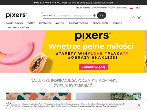 Obrazy na płótnie Pixers.pl