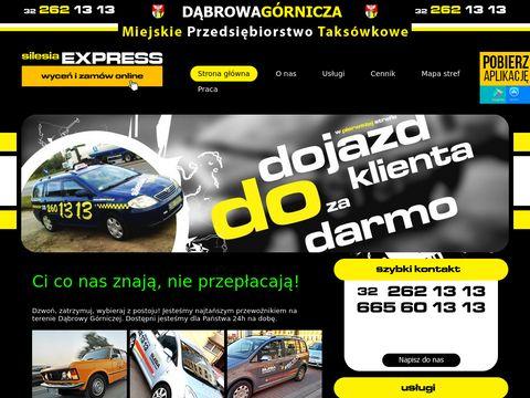 Taxi Dąbrowa Górnicza