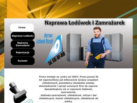1987service.com naprawa lodówek Poznań i okolice