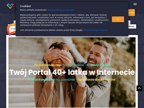 40latki.pl - samotność po 40-stce