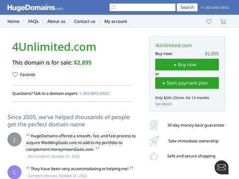 4unlimited.com sklep dla osób niepełnosprawnych