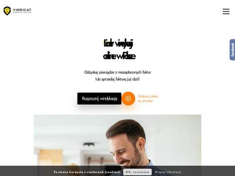 Vindicat.pl - samodzielna windykacja online
