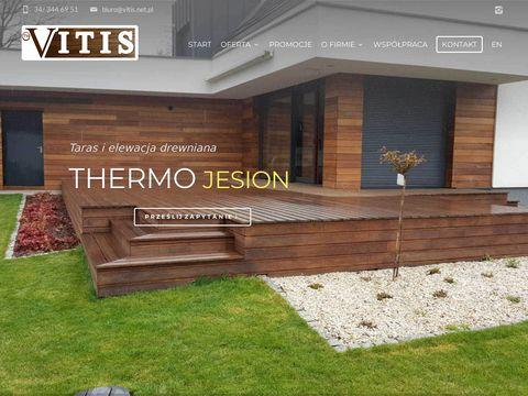 Vitis.net.pl pergole tarasowe