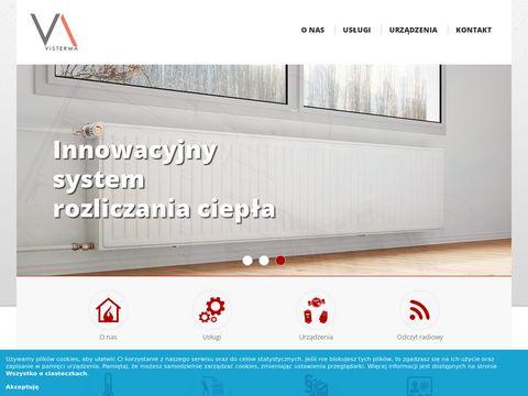 Visterma.pl - liczniki wody