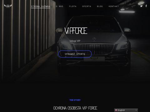Vipforce.pl ochrona Warszawa