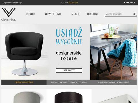 Vipdesign.pl żarówki dekoracyjne
