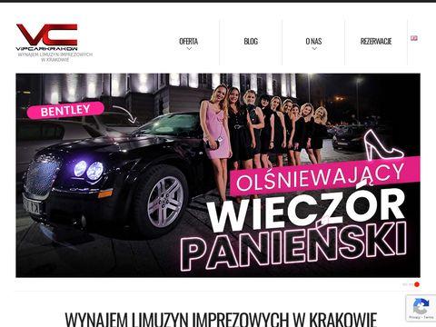 Vipcarkrakow.pl Wypożyczalnia samochodów retro