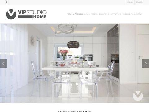 Vip-home.pl kuchnie na wymiar Szczecin