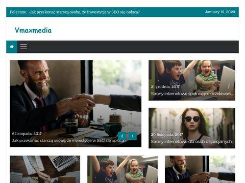 Vmaxmedia.pl zmień swoje SEO