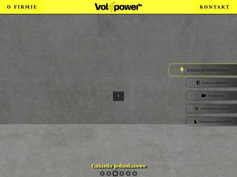 Voltpower.pl usługi elektryczne