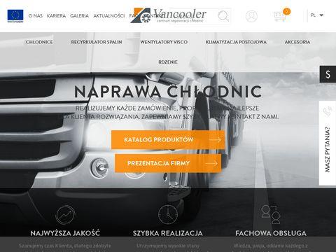 Vancooler - Recyrkulator spalin