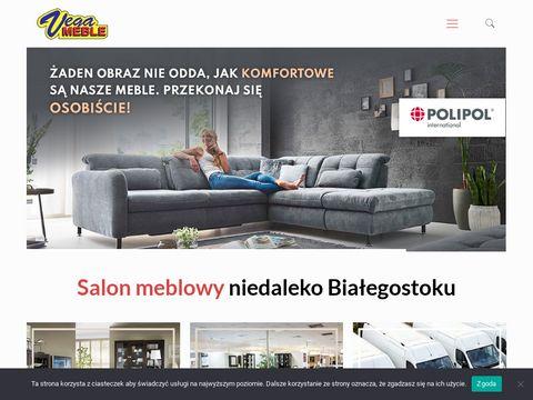 PPHU Vega-Meble Zawistowscy Sp.j. meble Białystok