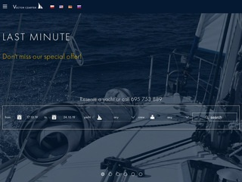 Vector Czarter - jachtów na Mazurach