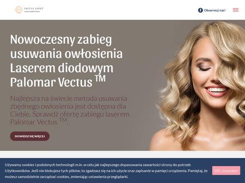 Vectussopot.pl depilacja