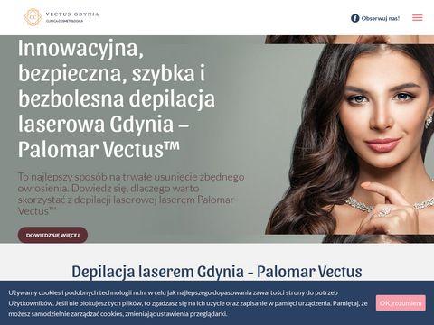 Vectusgdynia.pl profesjonalna depilacja