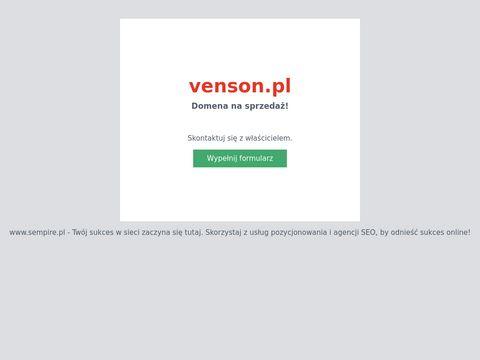 Venson.pl deski tarasowe WPC