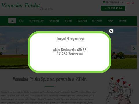 Venneker.pl - sprzedaż zwierząt hodowalanych