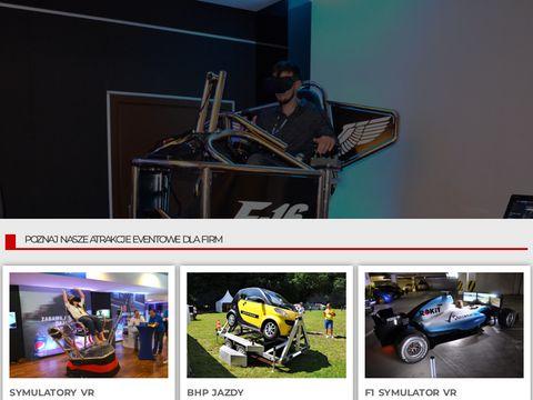 Vreal.pl wirtualna rzeczywistość na eventy