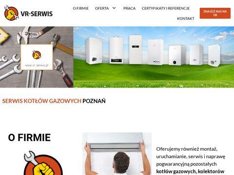 Solidny serwis kotłów gazowych Poznań
