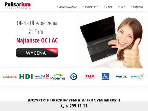 Generali.net.pl - ubezpieczenia