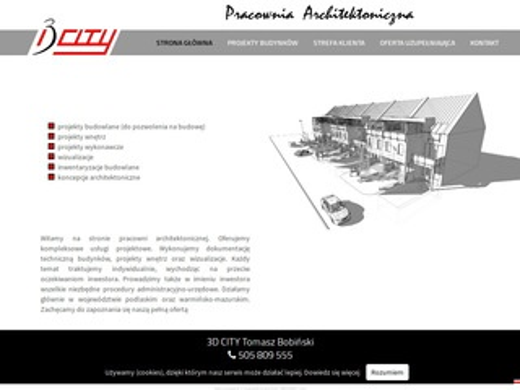 3dcity.com.pl wizualizacje