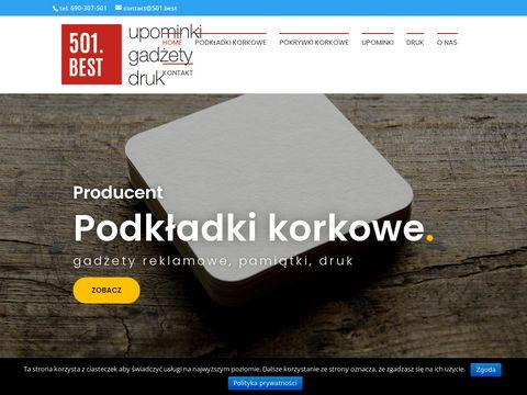 501.best podkładki korkowe Wrocław