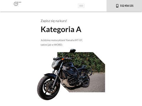 5bieg-szkoła jazdy Poznań