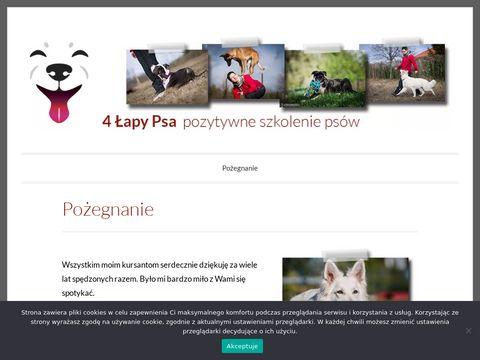 4 Łapy Psa Łódź