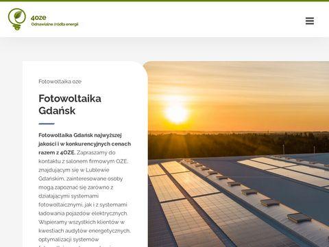 4oze.pl - strona firmowa