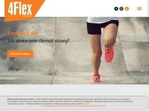 Regeneracja tkanki chrzęstnej - 4Flex