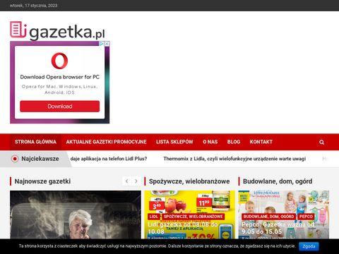 Igazetka.pl promocje