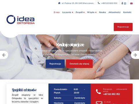 Ideaortopedia.pl