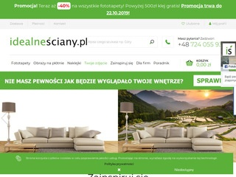 Idealnesciany.pl fototapeta Wrocław