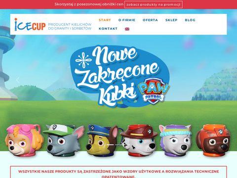 Icecup.pl kielichy do granity