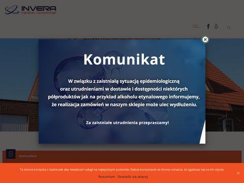 Invera.pl impregnaty do okien