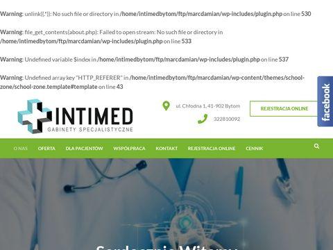 Intimedbytom.pl kardiolog
