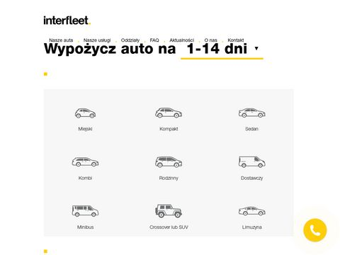 Interfleet.pl wypożyczalnia samochodów