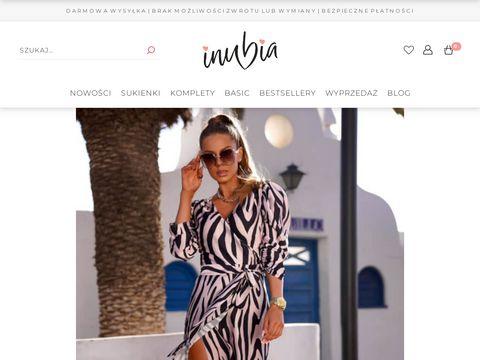 Inubia.pl sklep z sukienkami
