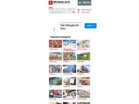 Instrukcja.pl instrukcje PDF do pobrania