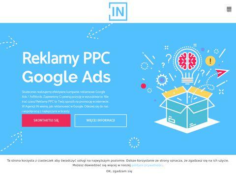 Inpozycjonowanie.pl marketing interaktywny