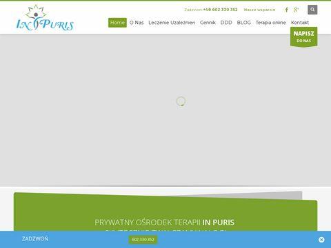 Inpuris.pl prywatny ośrodek terapii uzależnień