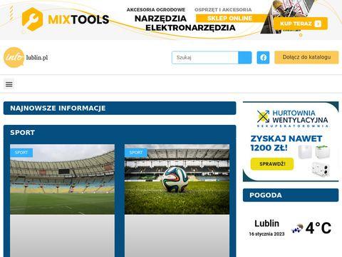 Info-lublin.pl witryna informacyjna