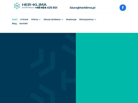 Herklima.pl serwis klimatyzacji